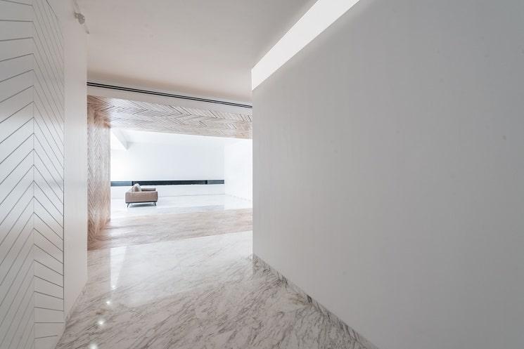 آپارتمان تهران طراحی توسط معماران رویاداد9