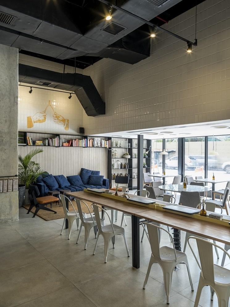 طراحی رستورانی 250 متر مربع 5