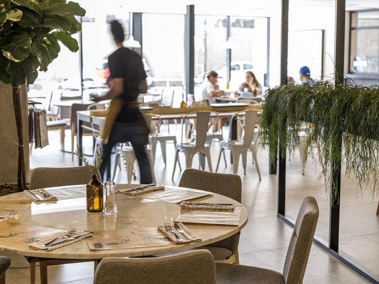 طراحی رستورانی 250 متر مربع 10