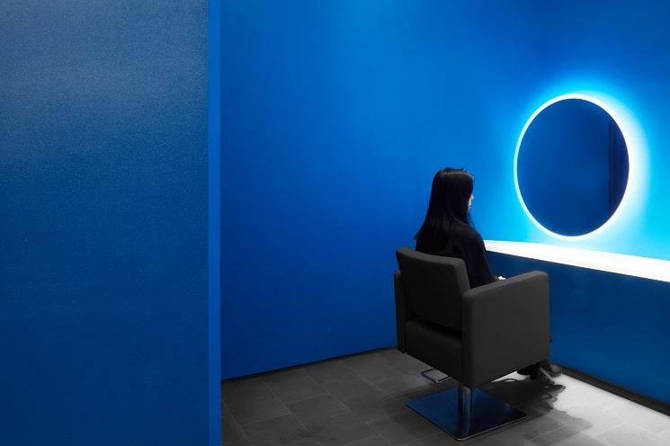 طراحی سالن زیبایی4