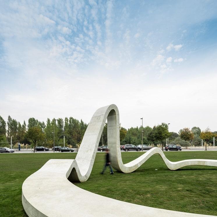 طراحی پارک2