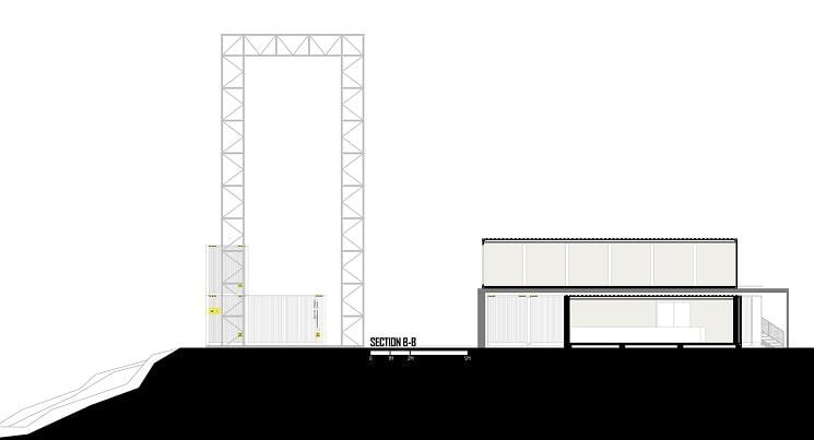 طراحی پلان باشگاه مکعب12
