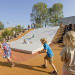 طراحی زمین های(حیاط) مدرسه