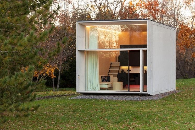 طراحی کلبه(خانه)کوچک زیبا
