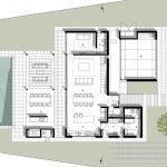 طراحی پلان ویلای مدرن