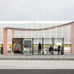ایستگاه اتوبوس سایبان 4