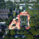 طراحی زمین های(حیاط) مدرسه-1