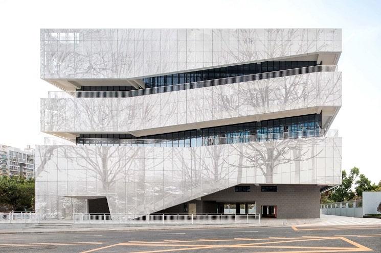 ساختمان جامع خدمات فرهنگی4