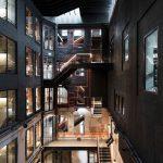 معماری به رنگ سیاه(مشکی)3