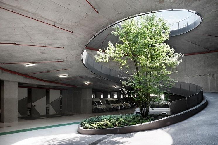 طراحی پارک سیشان5