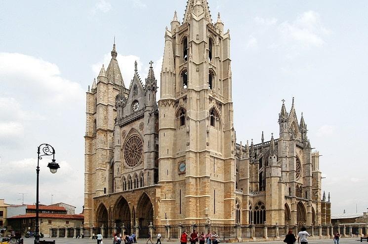 کلیسای جامع لون (اسپانیا)