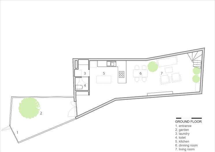 طراحی پلان خانه بودایی