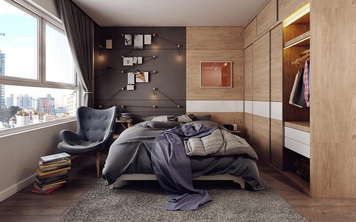 اتاق خواب جالب 10