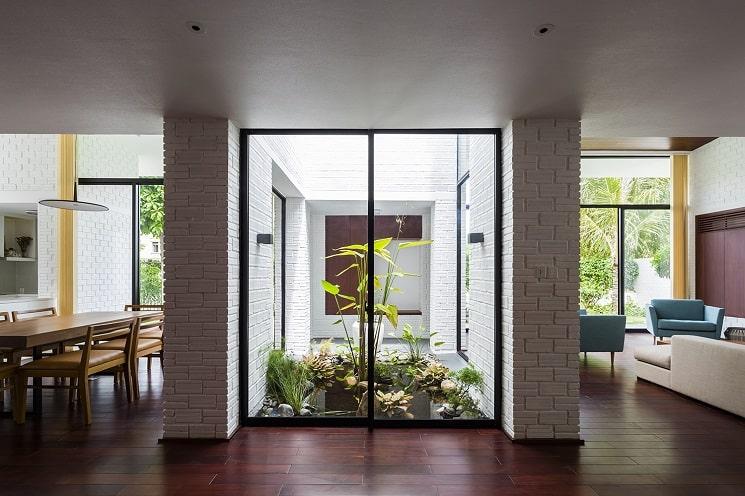 تبدیل سقف خانه به باغ-8