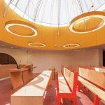 تأثیر رنگ بر معماری
