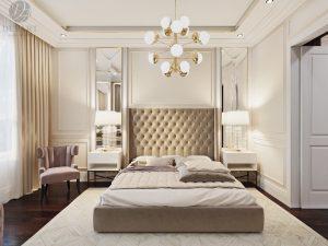 اتاق خواب مدرن 12
