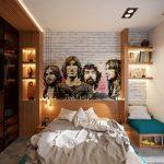 اتاق خواب جالب 12