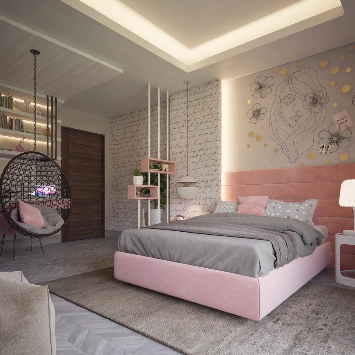 اتاق خواب جالب 13