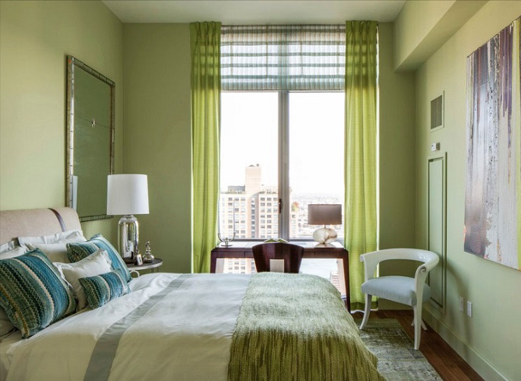 رنگ اتاق خواب 13