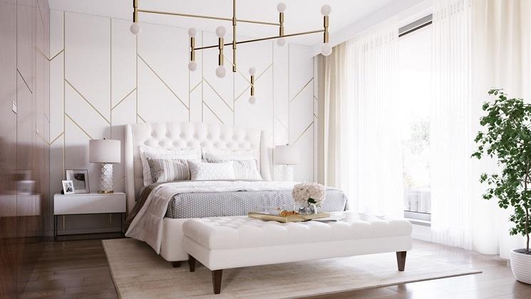 اتاق خواب مدرن 13
