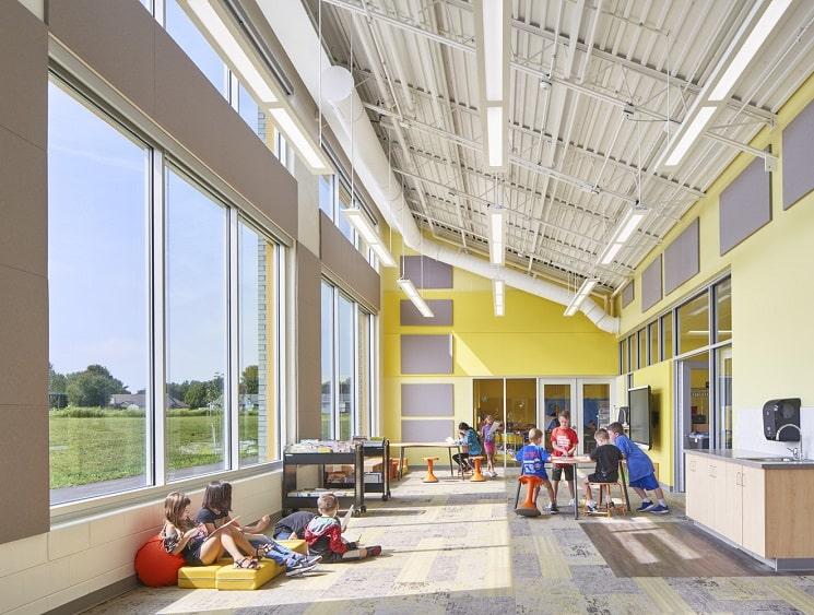 طراحی مدرسه عمومی راکفورد9