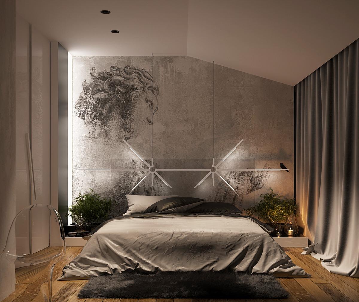اتاق خواب جالب 15