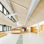 طراحی مدرسه توانبخشی