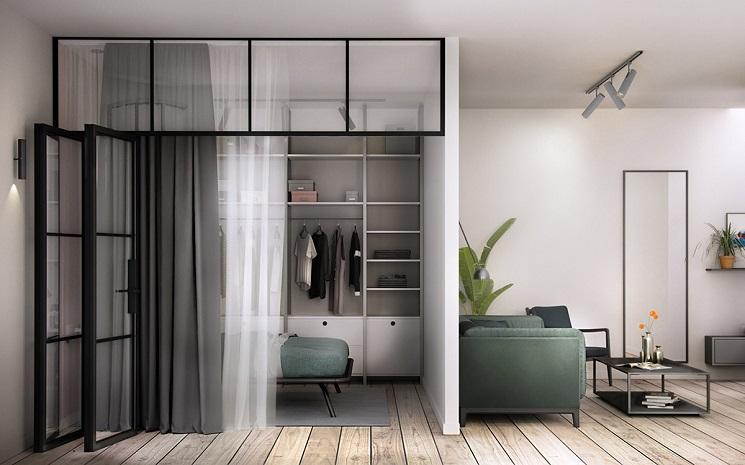 اتاق خواب شیشه ای 2