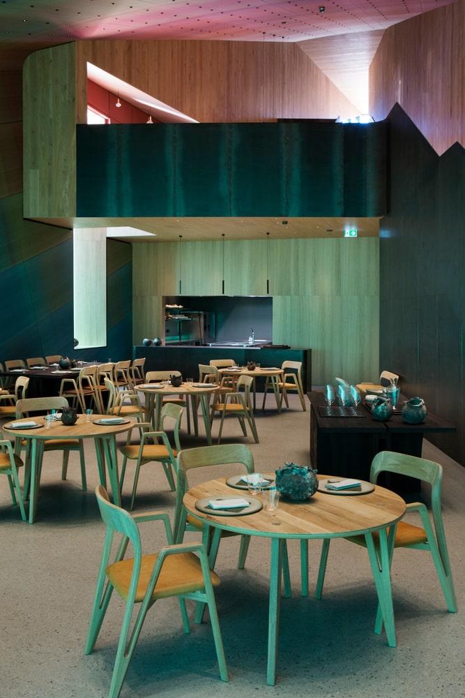 رستورانی زیر دریا در نروژ11