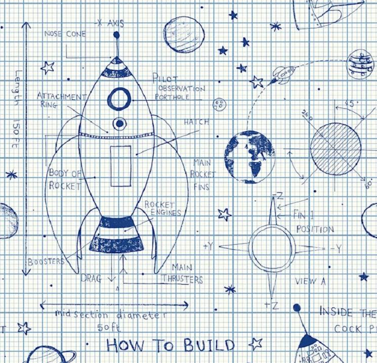 Geleceğin astronotları için…