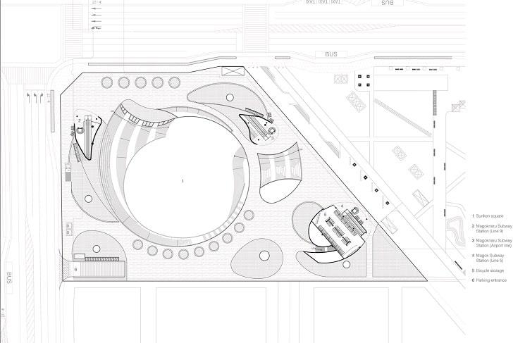 طراحی پلان پارکینگ1