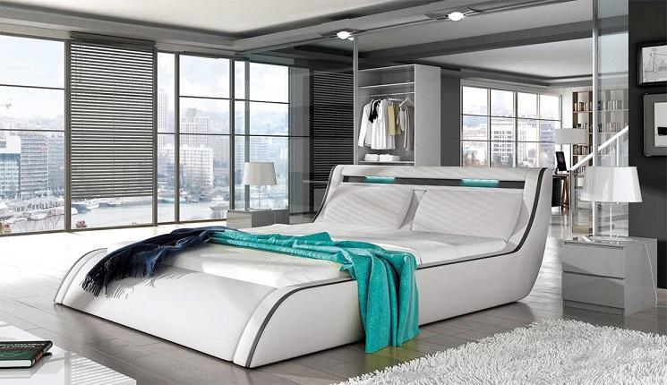 تختخواب مدرن 3