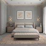 اتاق خواب مدرن 3