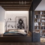 اتاق خواب جالب 3