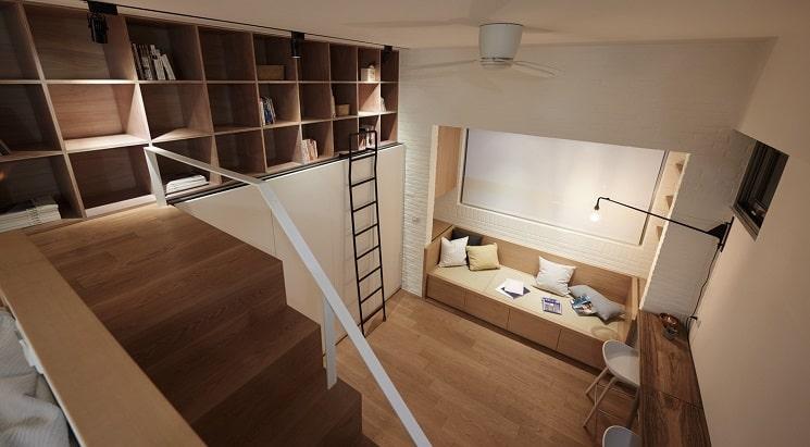 آپارتمان22 متری-13