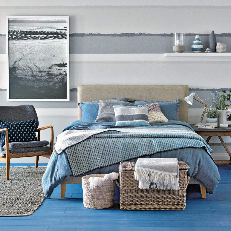 اتاق خواب آبی 4