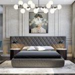 اتاق خواب مدرن 4