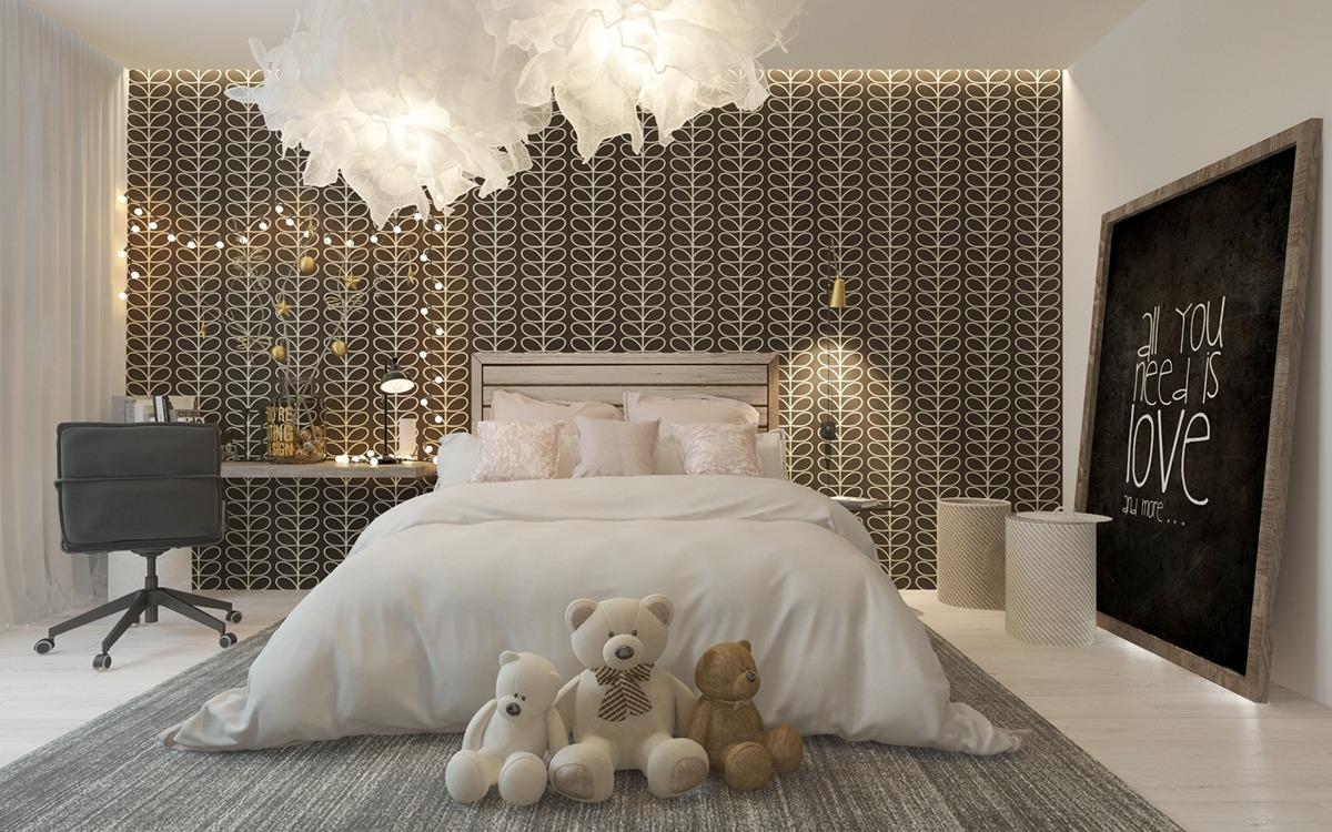 اتاق خواب جالب 5