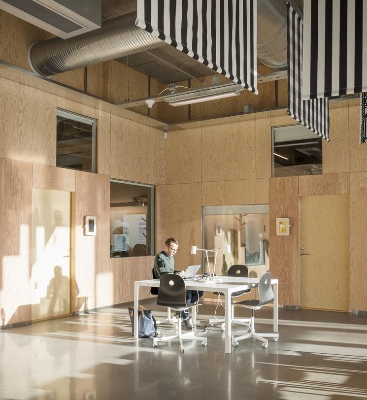 ساختمان های اداری شرکتIKEA 6