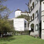 بازسازی دبیرستانی در اتریش با نمای جالب3