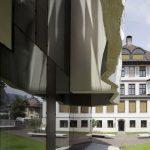 بازسازی دبیرستانی در اتریش با نمای جالب4