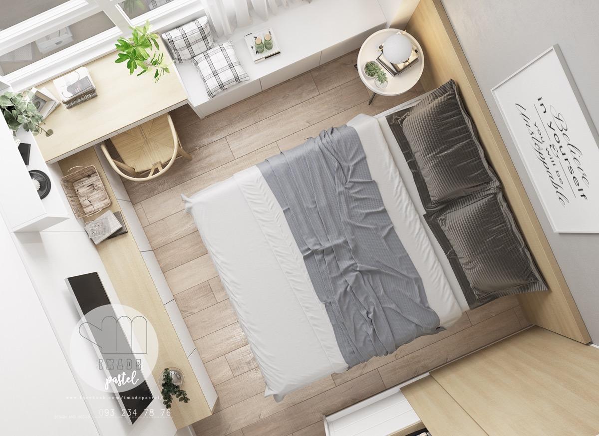 اتاق خواب جالب 7