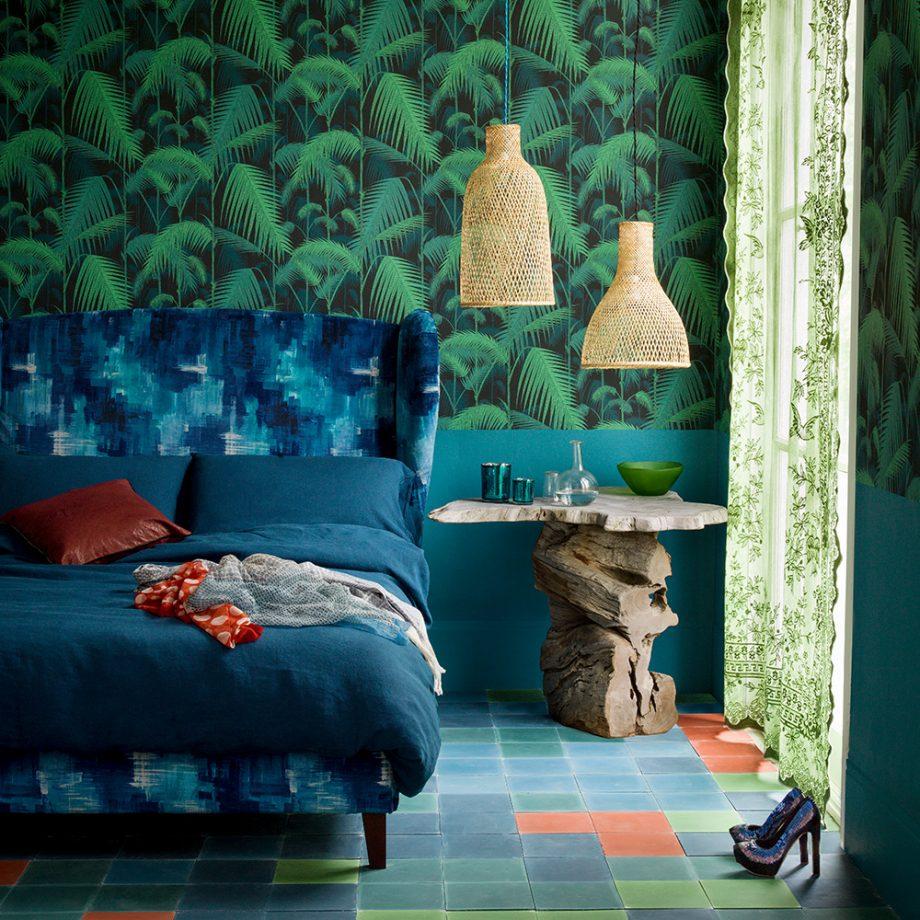 اتاق خواب آبی 7