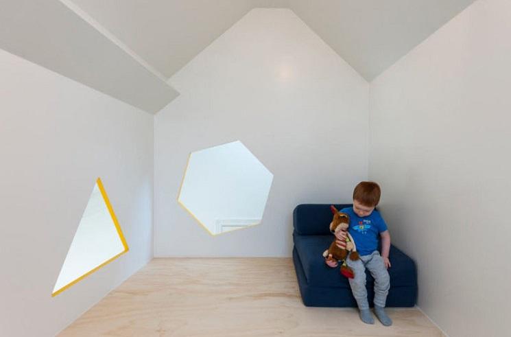 اتاق خواب کودک مدرن