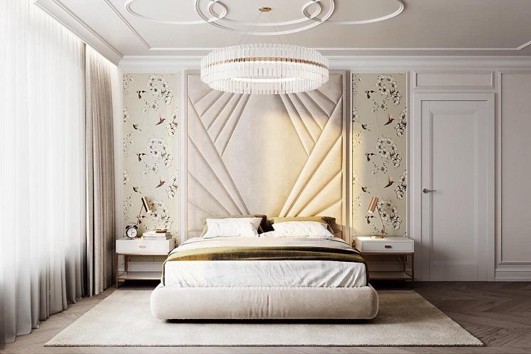اتاق خواب مدرن 8