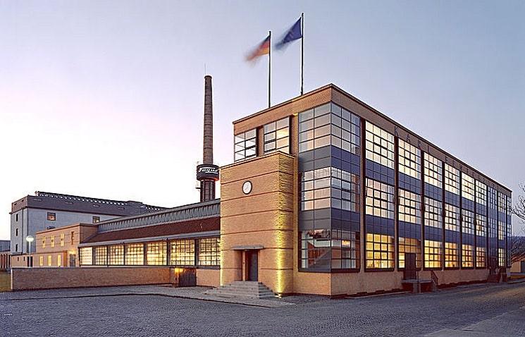 کارخانه فاگوس در آلفلد (آلمان)
