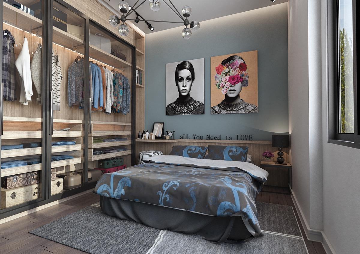 اتاق خواب جالب 9