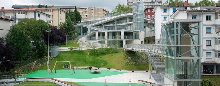 طراحی پارکینگ/پیوند شهری1