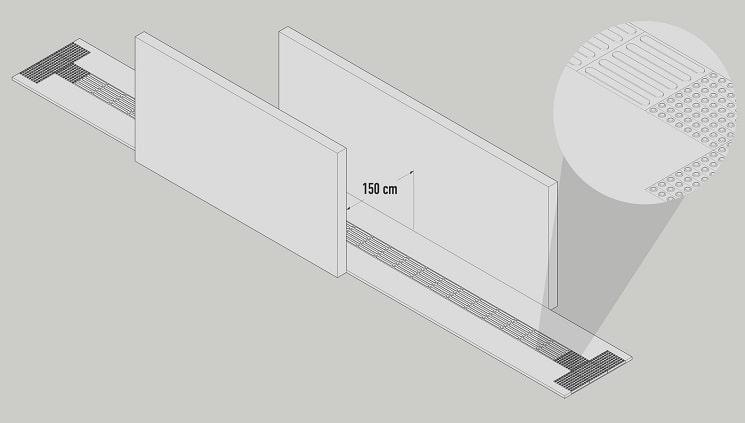 اصول و استاندارد های طراحی خانه-راهرو