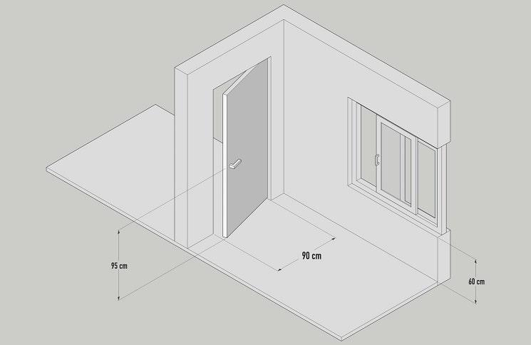 اصول و استاندارد های طراحی خانه-ورودی